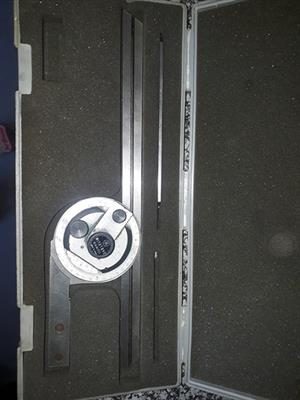 Radius vernier for sale