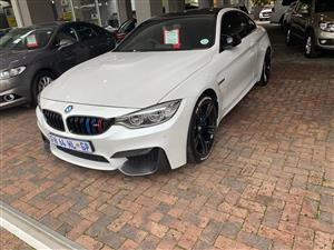 2016 BMW M4 coupe M4 CS COUPE M DCT