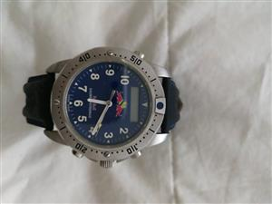 Red bull watch for sale