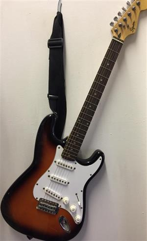 SQUIER STRATOCASTER GUITAR FOR SALE
