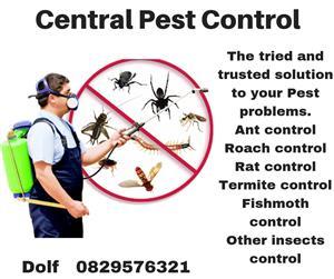 Central Pest Control