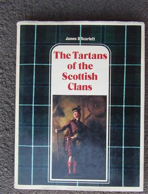 The Tartans of the Scottish clans - Hardcover – 1975 by James Desmond Scarlett