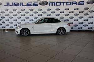 2015 BMW 2 Series M235i coupe auto