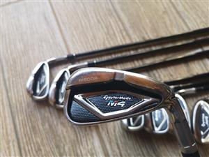 Taylormade M4 irons set (Mint condition)