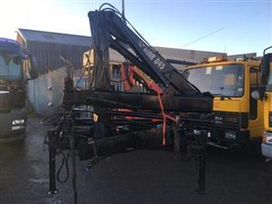 Hiab 045 (4.5 ton.m) crane for sale