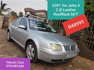 2001 VW Jetta 2.0 Highline