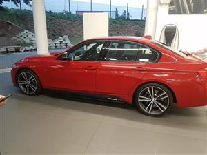 2014 BMW 3 Series 328i M Performance Edition sports auto