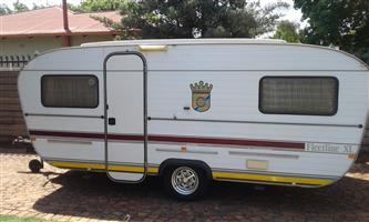 Jurgens Fleetline Caravan 1985