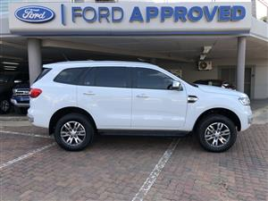 2019 Ford Everest EVEREST 3.2 XLT 4X4 A/T
