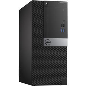 Dell Optiplex 5050 Tower Desktop - 7th Gen Intel Core i7-7700