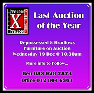 Last Auction Of The Year...!!!!