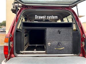 Land Cruiser 80 Drawer system for sale