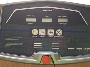 Trojan Treadmill & a shaker