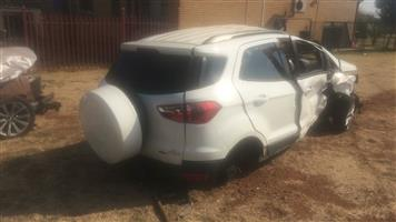 Ford Ecosport for spares @ Legit Auto Parts (Toby)