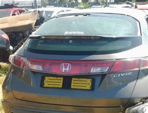 Honda Civic 06-11 Generation 8 Tail Gate