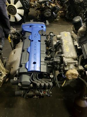 Hyundai G4GC engine for sale