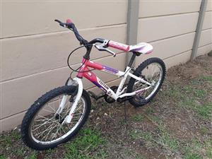 Kiddies bicycle for sale