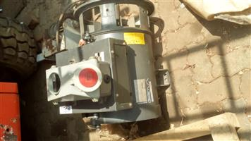 Alternator with welding plugs for sale