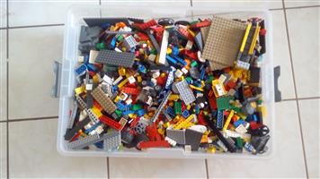 26 Litre  crate of LEGO