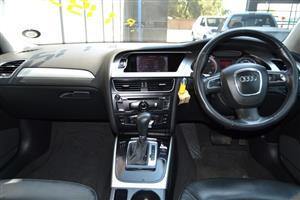 2011 Audi A4 1.8T Avant