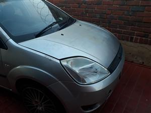 2004 Ford Figo 1.4 Trend
