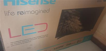 Hisense 32inch led TV in immaculate condition