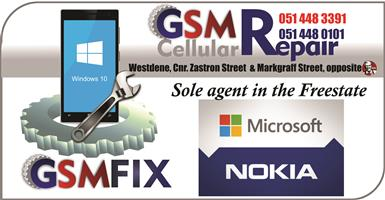 Windows Nokia & Samsung Agents Freestate