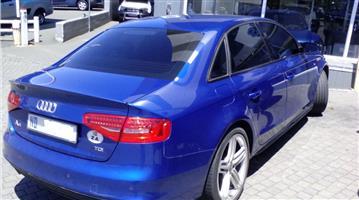 2015 Audi A4 2.0TDI SE Sport Edition Plus