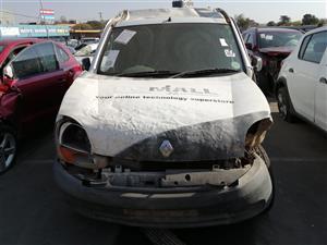 2003 Renault Kangoo Multix 1.4 Code 2