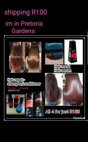 Hair repair combo that WORKS
