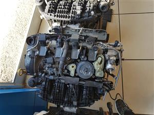 AUDI 1.8 TSI (CPR) HEAD BLOCK AND SUMP (NEW) FOR SALE
