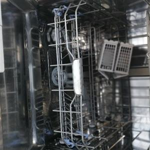 LG Silver Dishwasher 12 plate working