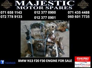 Bmw N13 engine for sale