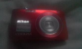 Nikon camera coolpix s3100