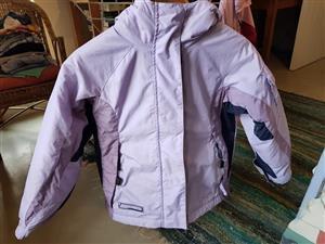 Girls Snow skiing Jacket