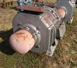 Induction Motor 186 kW, 490 RPM