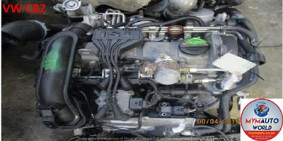 VW POLO 5/GOLF 6 1.2L TSI CBZ engines