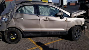 Ford Ecosport 1.0 12V - 2018 - Stripping for spares