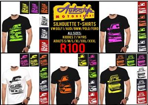 Autostyle Silhouette T-shirts