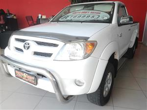 2005 Toyota Hilux single cab HILUX 2.7 VVTi RB S P/U S/C