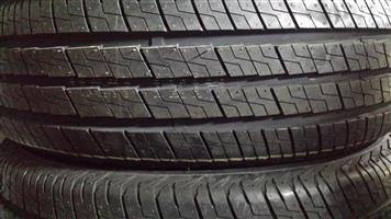 Tyres. 205.65R16c NEW