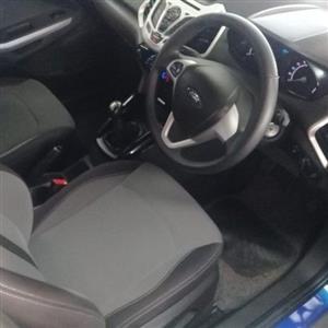 2012 Ford EcoSport 1.0T Titanium