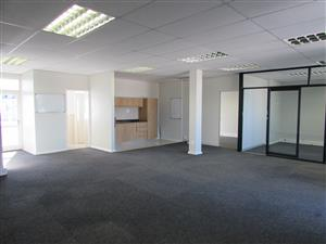 CENTURY CITY: 119m2 Office To Let