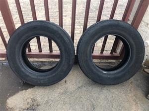 Bridgestone Deuler HT 205x16 C Tyres for Sale
