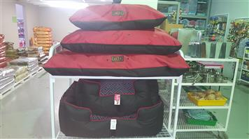 Extensive Range of Dog beds available at PETS4LIFE BRACKENFELL