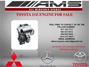 TOYOTA 1SZ ENGINE FOR SALE