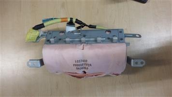 Lexus IS 250 Dash Air Bag