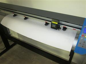 R375/m V3-1663 AM Equipments Rental: V-Smart Plus Automatic Contour Cutting Vinyl Cutter