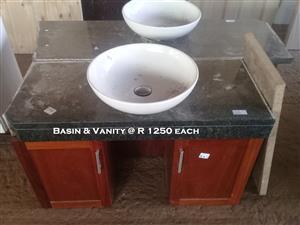 Used Bantam & Vanity