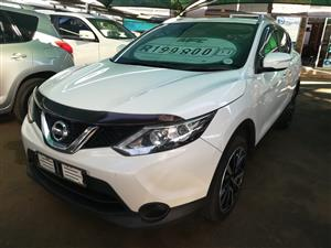 2014 Nissan Qashqai 1.5dCi Acenta